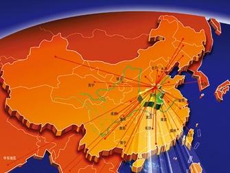 新切割营销——复杂的中国市场如何布局